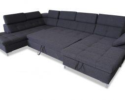 comfortabele hoeksalon Satin